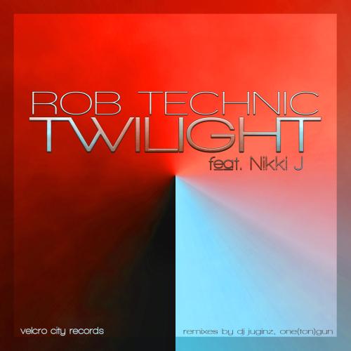 "Rob Technic – Twilight feat. Nikki J"" width="